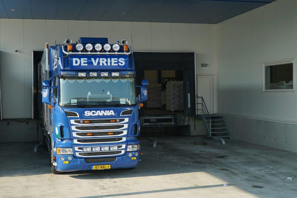 Logistiek De Vries Nijkerk